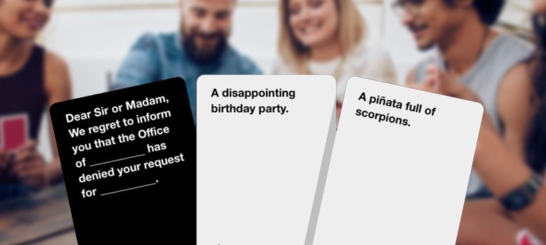 Party Games to Play While Trapped Indoors