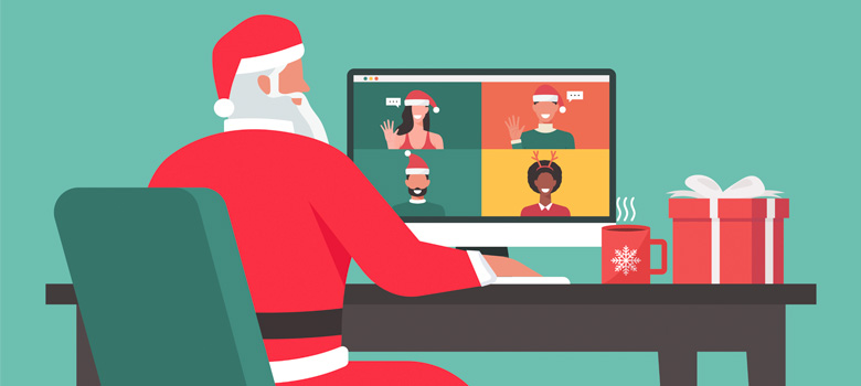 How You Can Celebrate the Holidays Virtually